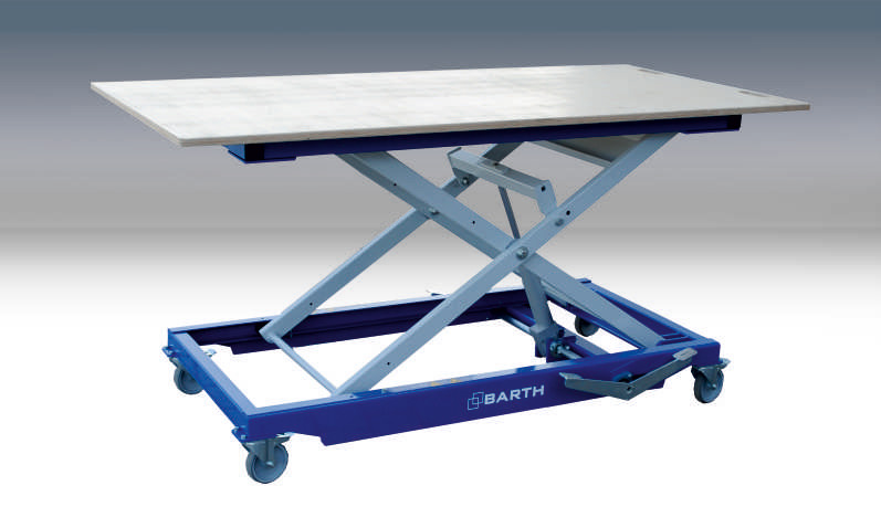 Lifting table 300 XL